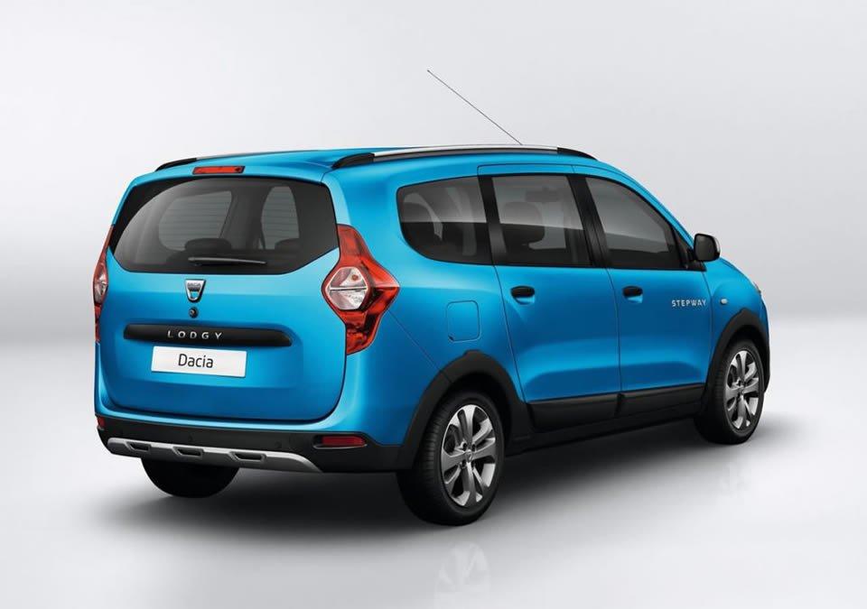 2019 Model Dacia Lodgy Fiyatı