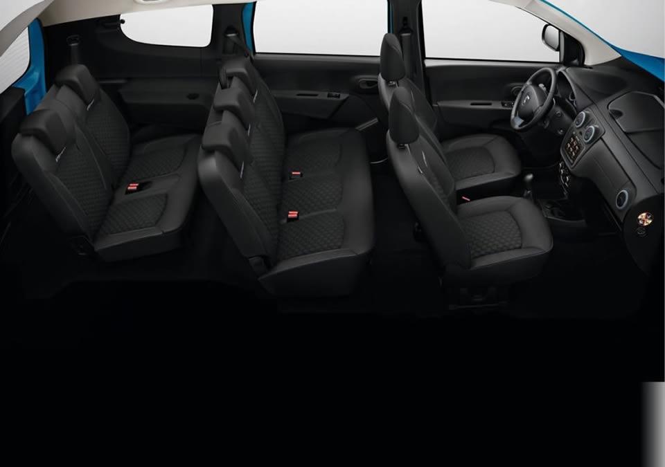 2019 Model Dacia Lodgy