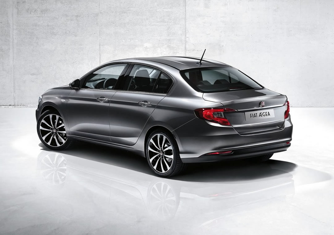 2019 Model Fiat Egea Sedan Fiyatı