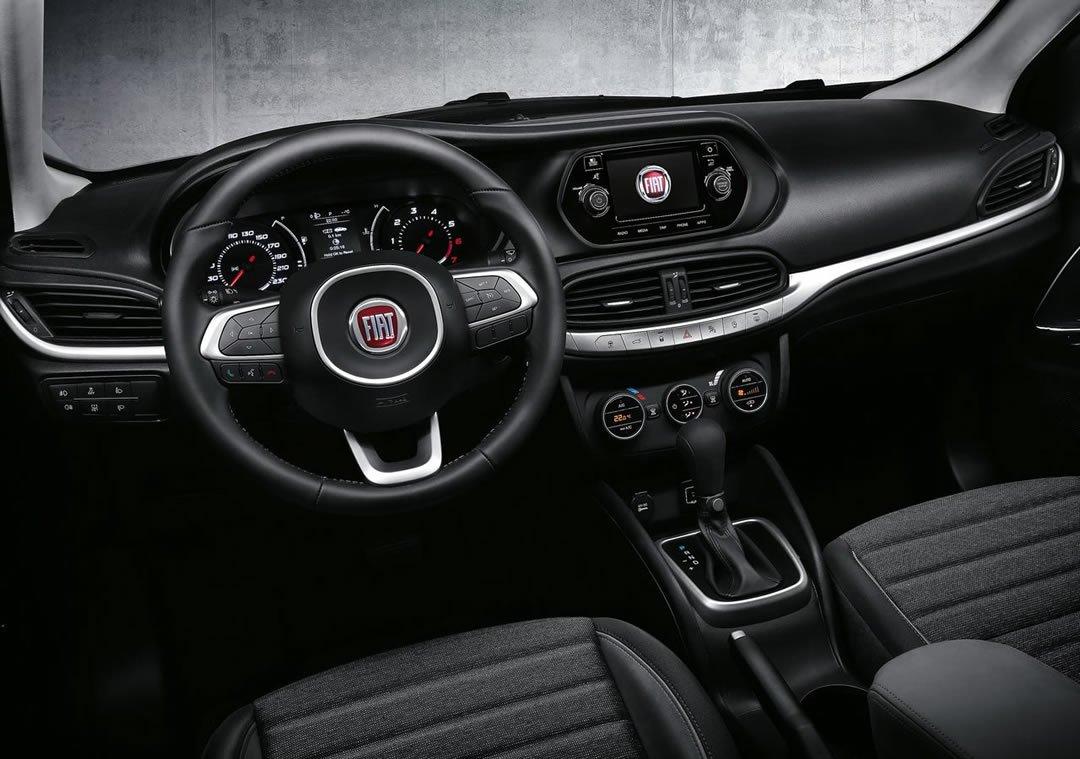 2019 Model Fiat Egea Sedan Kokpiti