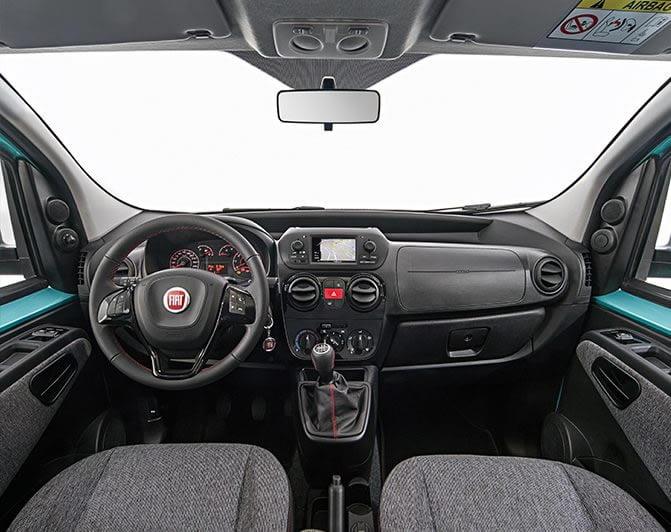 2019 Model Fiat Fiorino Panorama Donanımları