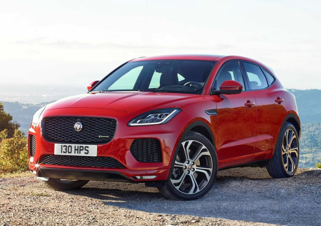 2019 Model Jaguar E-Pace Türkiye