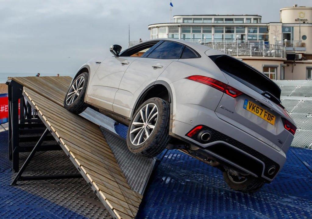 2019 Model Jaguar E-Pace