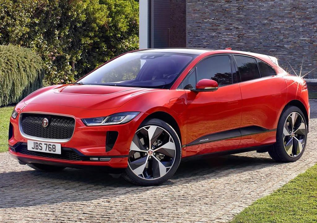 2019 Model Jaguar I-Pace Türkiye Fiyatı