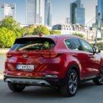 2019 Model Kia Sportage Teknik Özellikleri