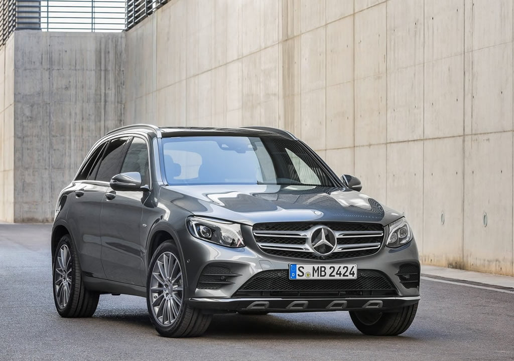 2019 Model Mercedes GLC Fiyatı