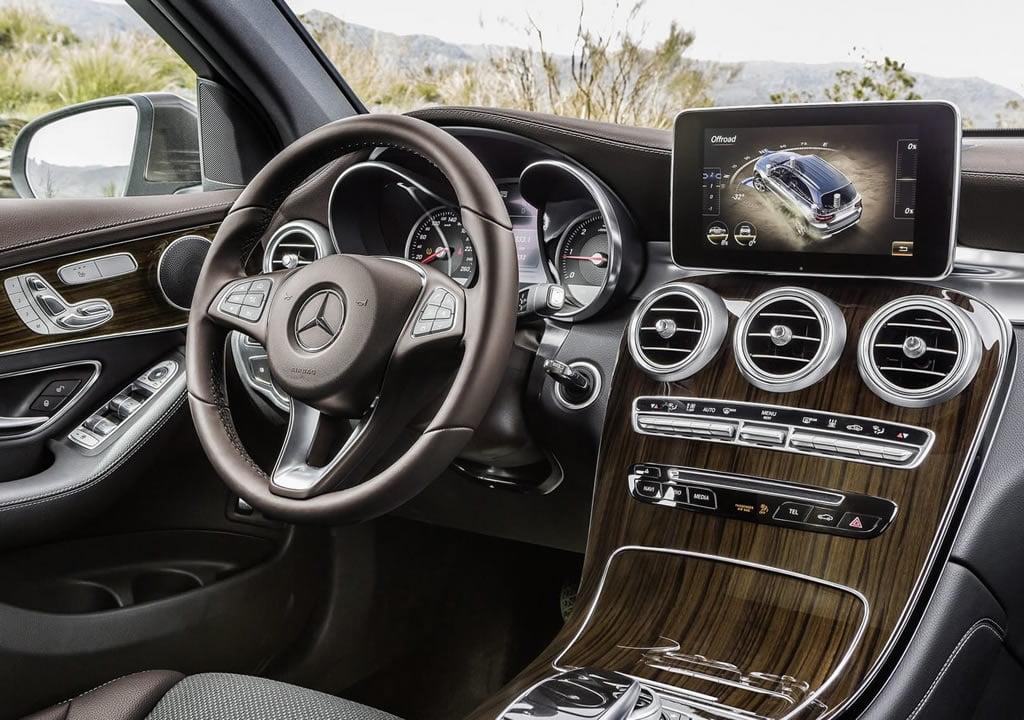 2019 Model Mercedes GLC Donanımları