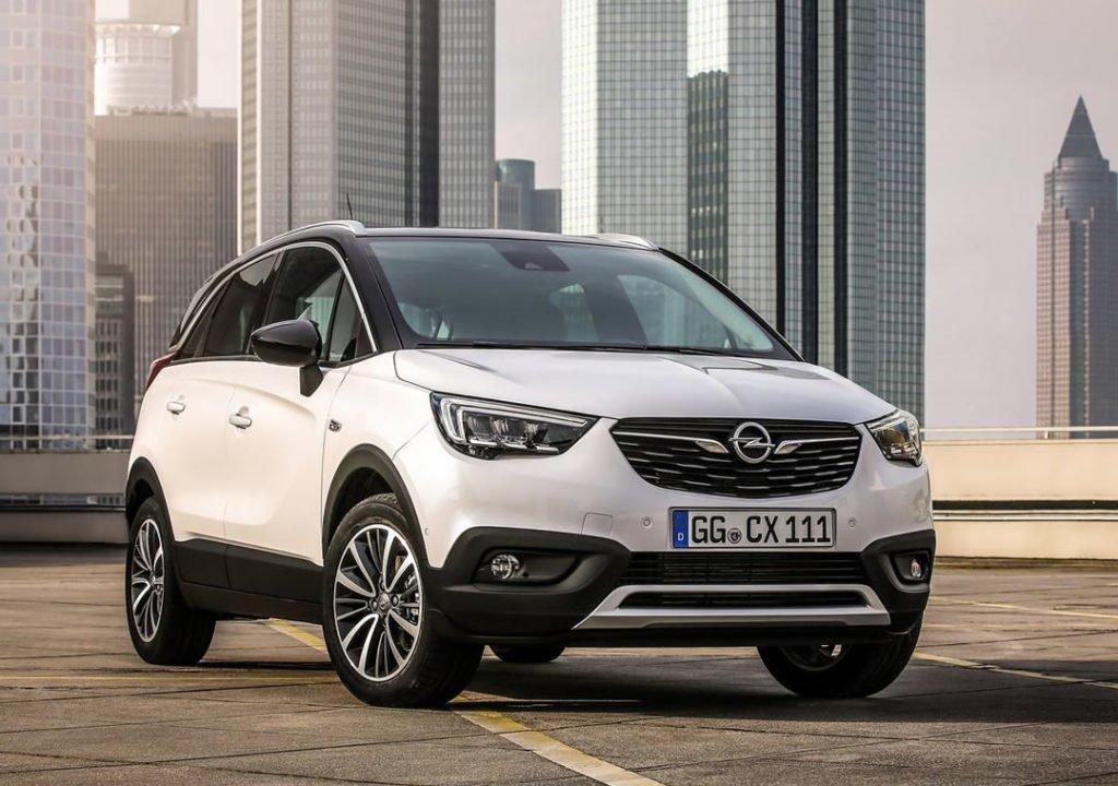 2019 Model Opel Crossland X Türkiye Fiyatı