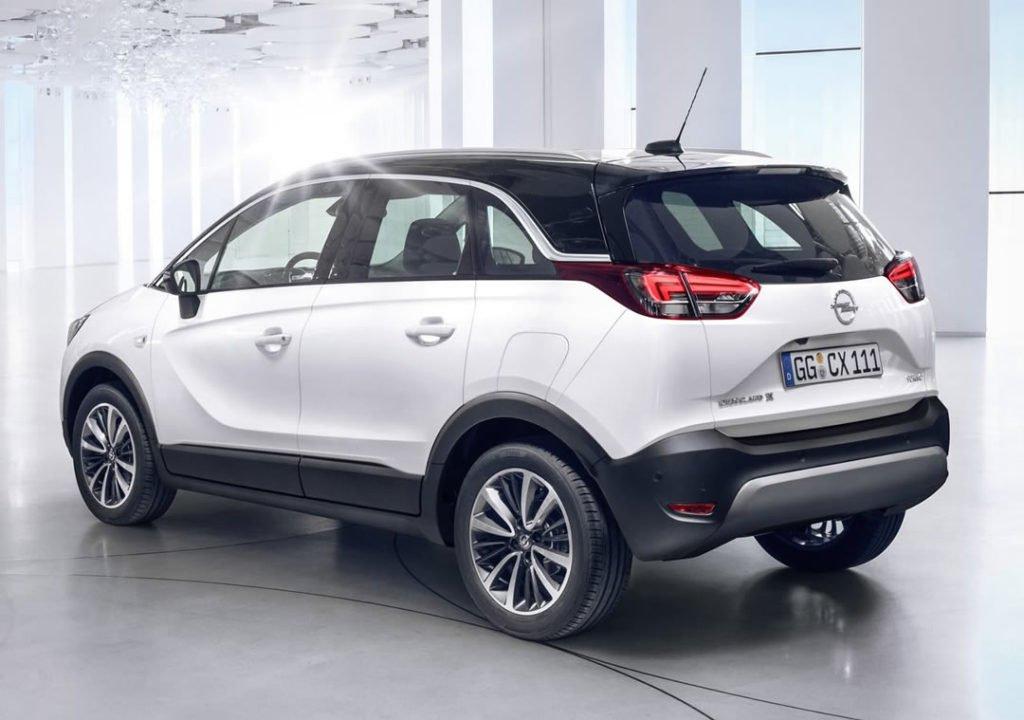 2019 Model Opel Crossland X Fiyatı