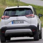 2019 Model Opel Crossland X