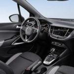 2019 Model Opel Crossland X Kokpiti