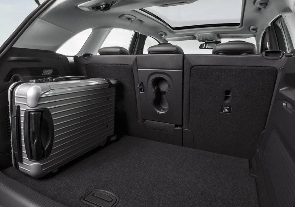 2019 Model Opel Crossland X Bagaj Alanı