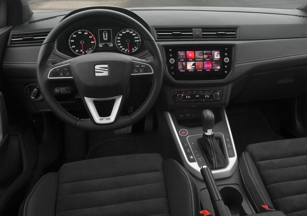 2019 Model Seat Arona
