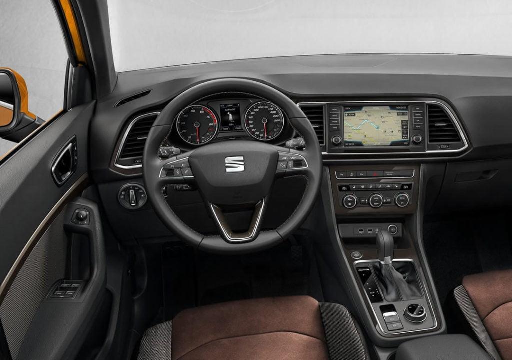 2019 Model Seat Ateca Özellikleri