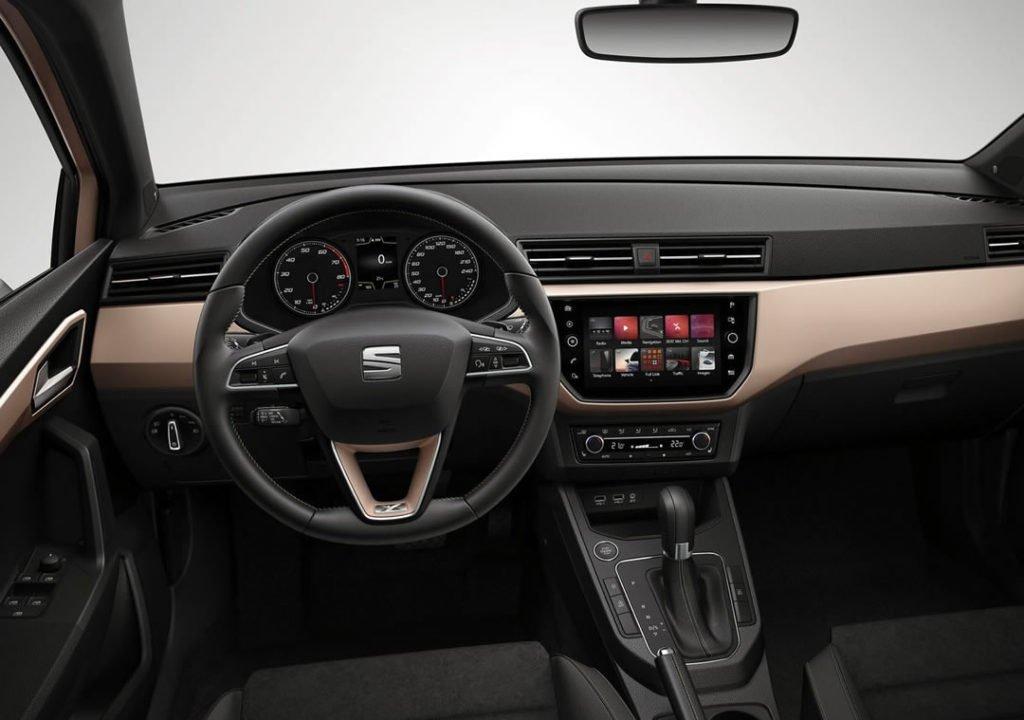 2019 Model Seat Ibiza Kokpiti