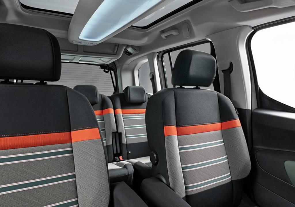 2019 Yeni Kasa Citroen Berlingo 1.2 Benzinli