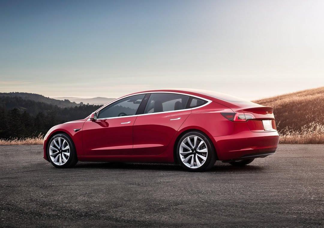 2019 Yeni Tesla Model 3 Teknik Özellikleri