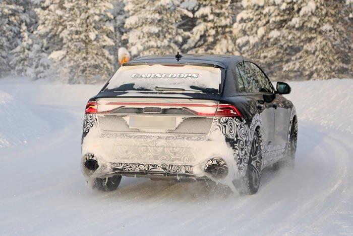 2020 Audi RS Q8 Ne Zaman Çıkacak?