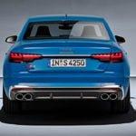 2020 Audi S4 TDI 0-100 km/s