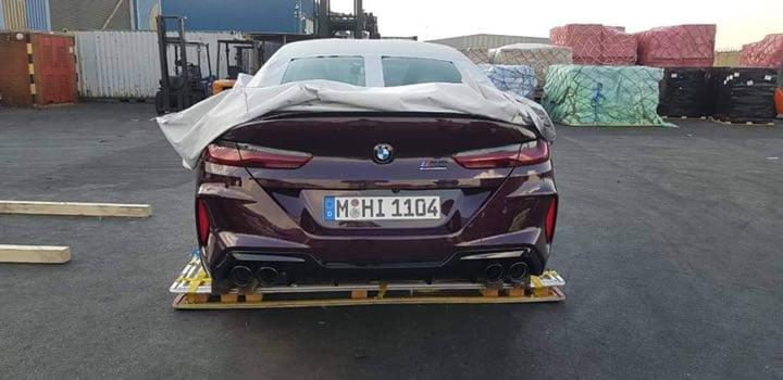 2020 BMW M8 Competition Ne Zaman Çıkacak?