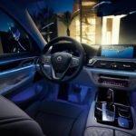 2020 Yeni Alpina BMW B7 xDrive Kokpiti