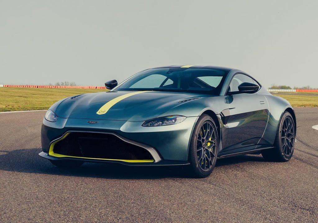 2020 Yeni Aston Martin Vantage AMR