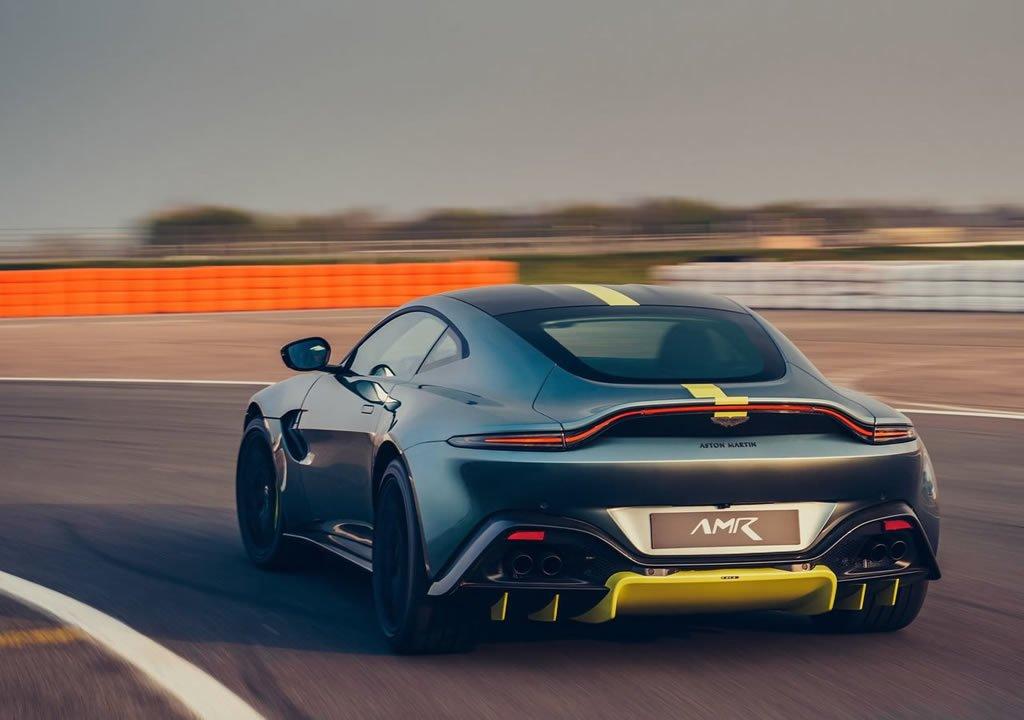 2020 Yeni Aston Martin Vantage AMR Teknik Özellikleri