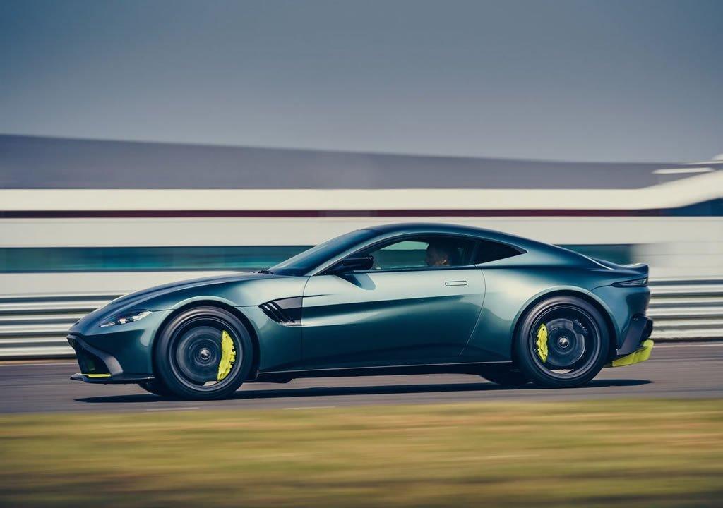 2020 Yeni Aston Martin Vantage AMR Kaç Beygir?
