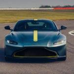 2020 Yeni Aston Martin Vantage AMR Fotoğrafları