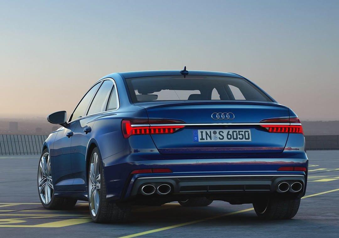2020 Yeni Audi S6 Sedan TDI Özellikleri