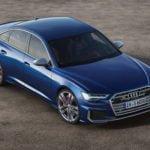 2020 Yeni Audi S6 Sedan TDI