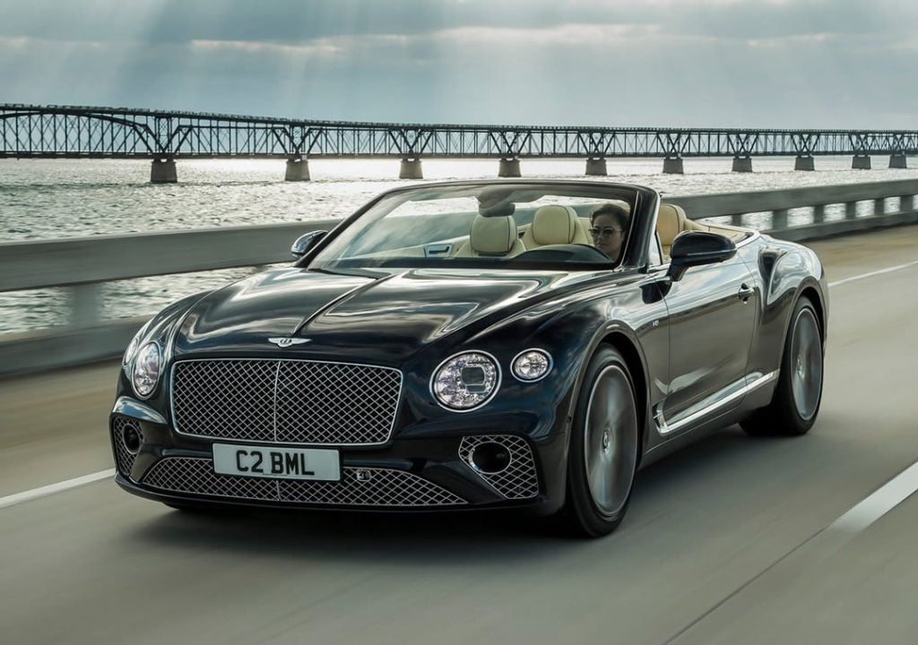 2020 Yeni Bentley Continental GT V8 Convertible Teknik Özellikleri