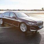 2020 Yeni BMW 745Le