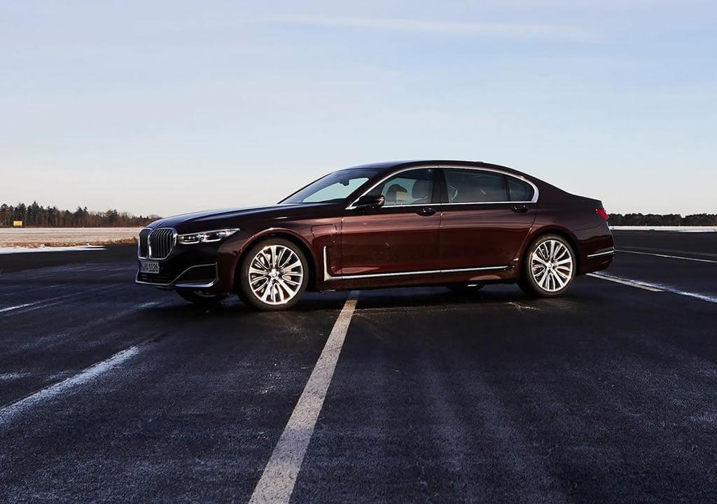 2020 Yeni BMW 745Le Donanımları