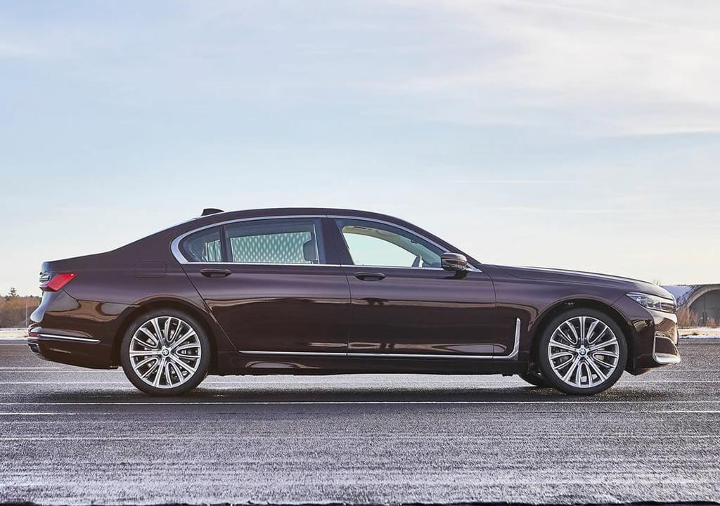 2020 Yeni BMW 745Le 0-100 km/s