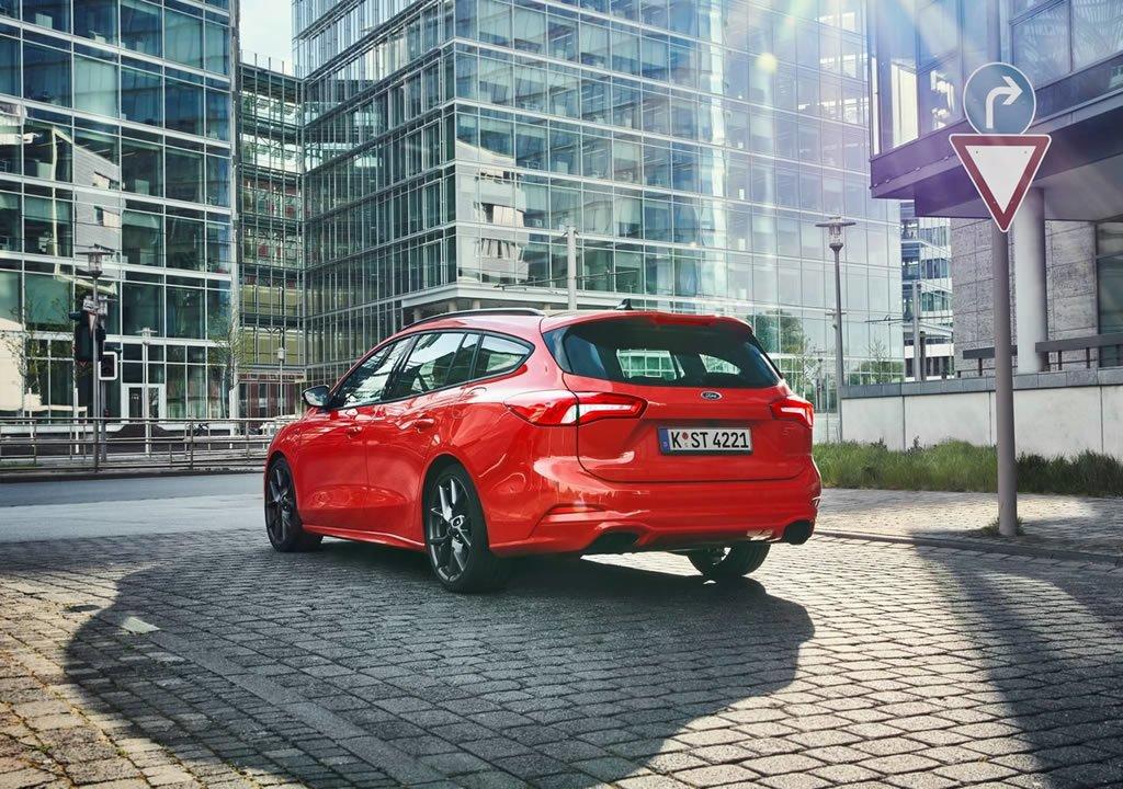 2020 Yeni Ford Focus ST Wagon Donanımları