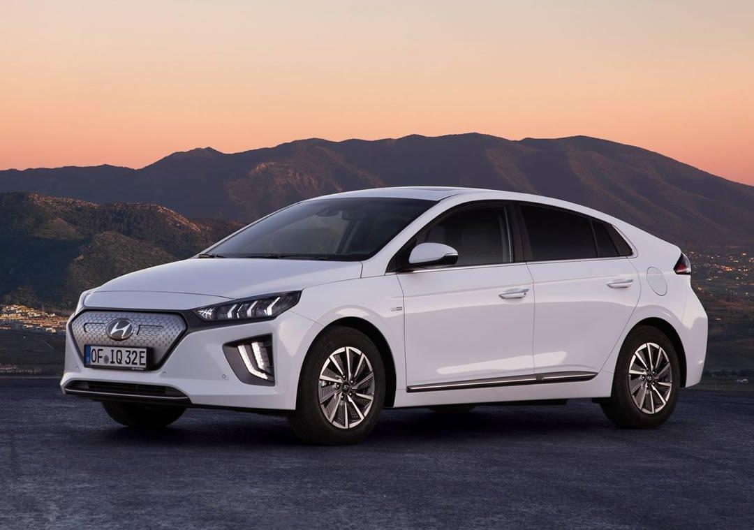 2020 Yeni Hyundai Ioniq