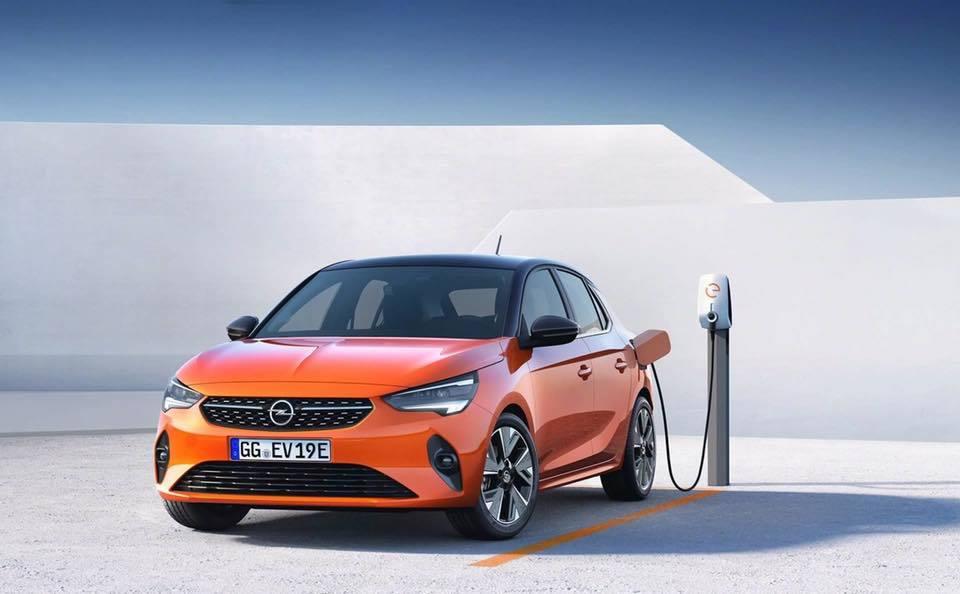 2020 Yeni Kasa Opel Corsa-e