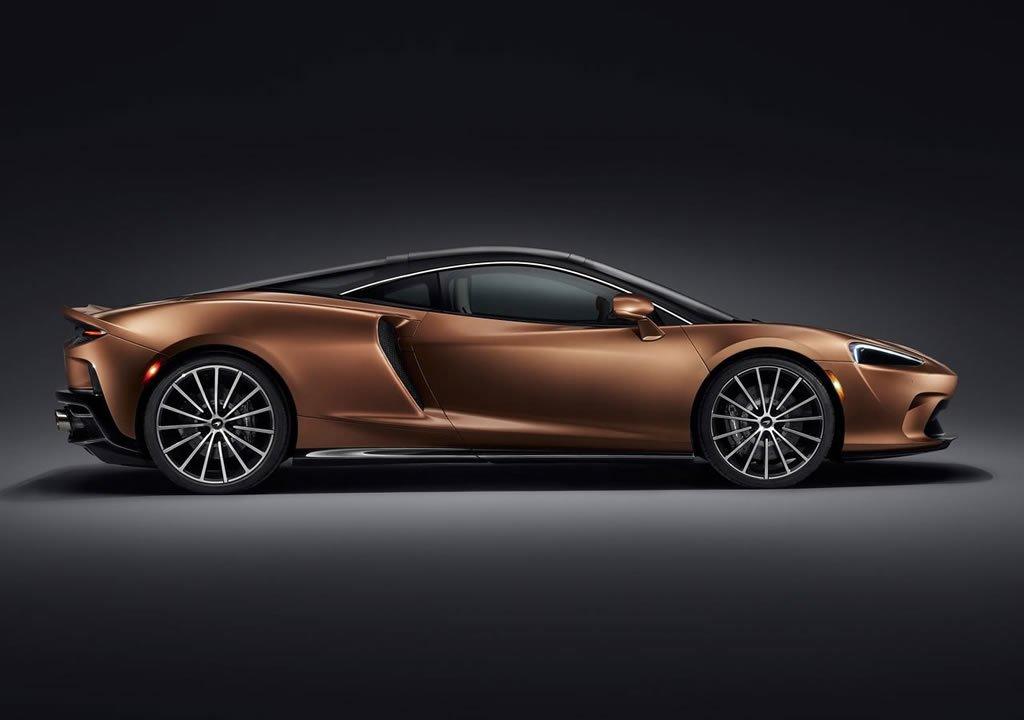Yeni McLaren GT