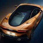 Yeni McLaren GT 0-100 km/s hızlanması