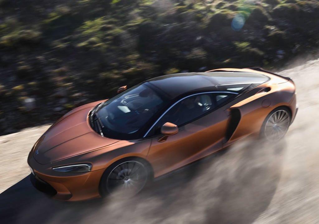 Yeni McLaren GT Fotoğrafları