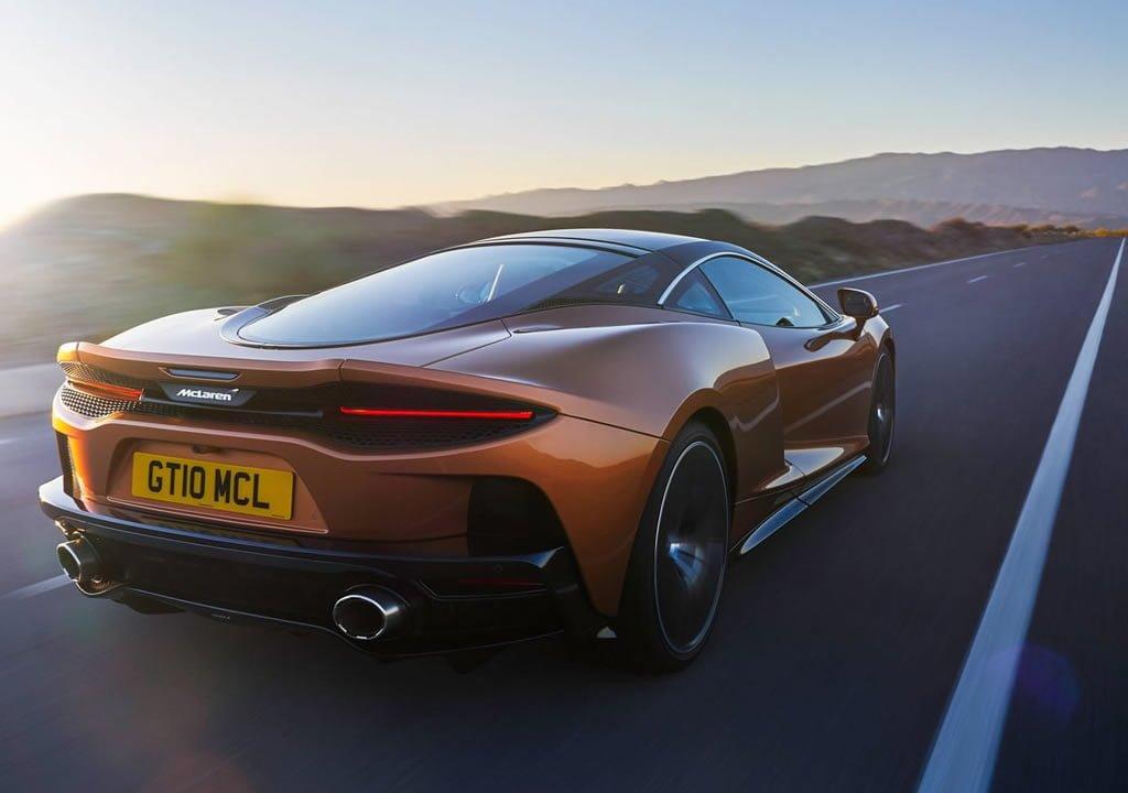 Yeni McLaren GT Özellikleri