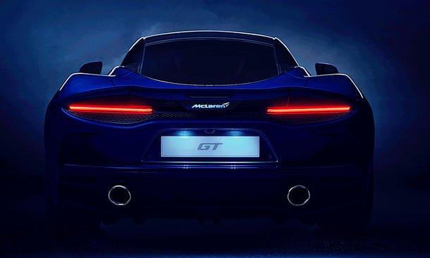2020 Yeni McLaren GT