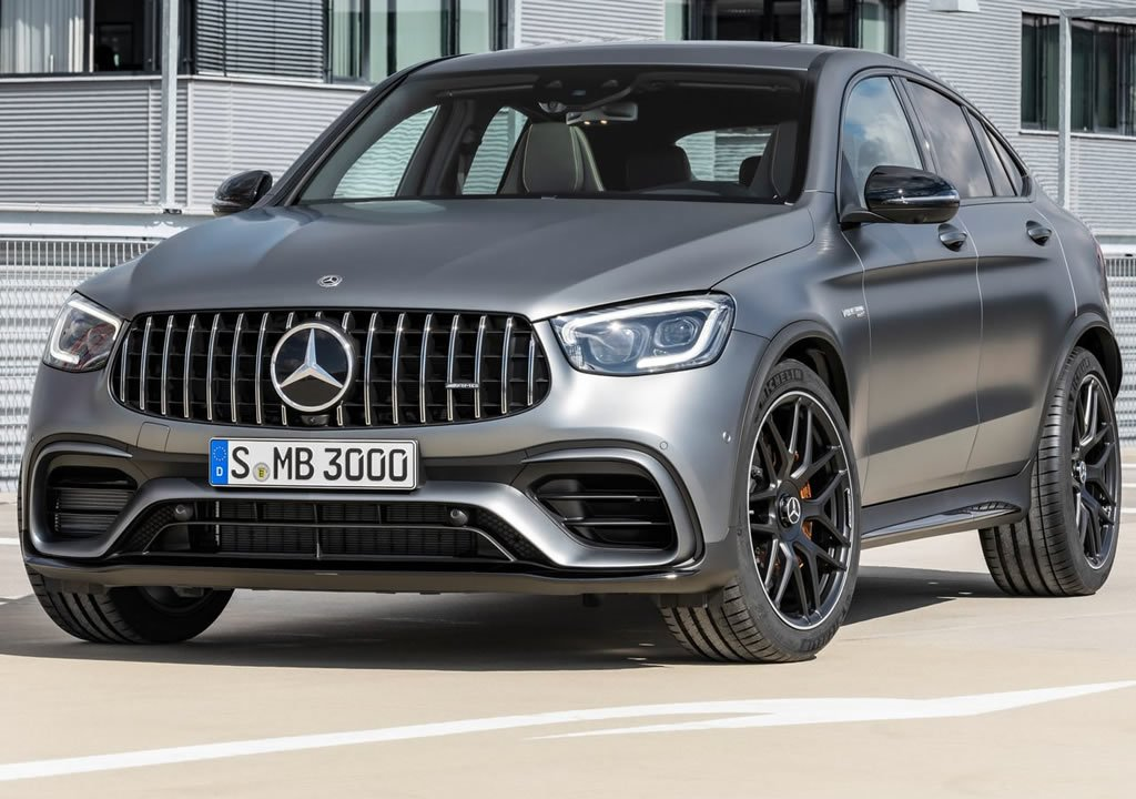 2020 Yeni Mercedes-AMG GLC 63 S Coupe