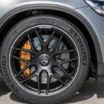 2020 Yeni Mercedes-AMG GLC 63 S Coupe Türkiye