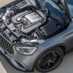 2020 Yeni Mercedes-AMG GLC 63 S Coupe Fotoğrafları