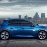 2020 Yeni Peugeot e-208 Menzili