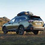 2020 Yeni Subaru Outback Donanımları
