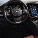 2020 Yeni Subaru Outback Kokpiti