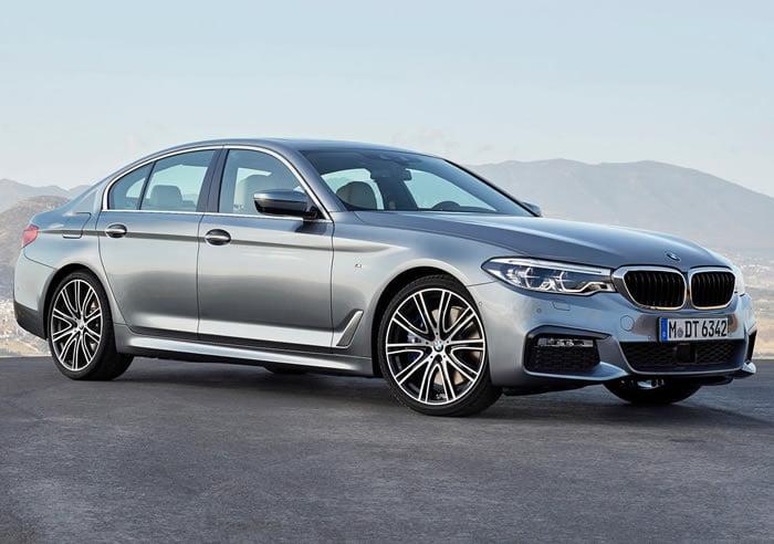 2018 Model BMW 520d xDrive
